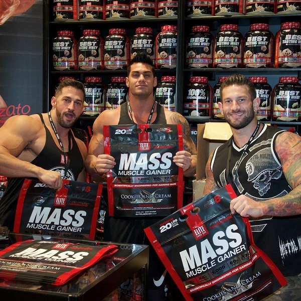 Mass Muscle Gainer Elite 5lbs