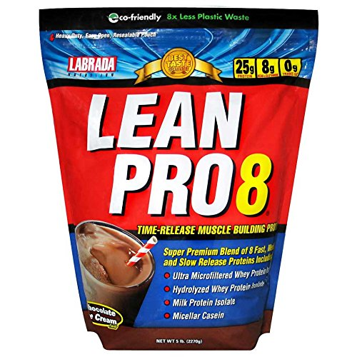 tăng cơ Labrada Lean Pro8