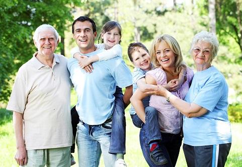 Tảo mặt trời Spirulina Gold Plus chăm sóc sức khỏe cho cả gia đình