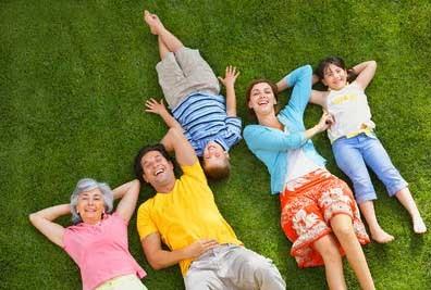 Tảo mặt trời Spirulina chăm sóc sức khỏe cho đại gia đình