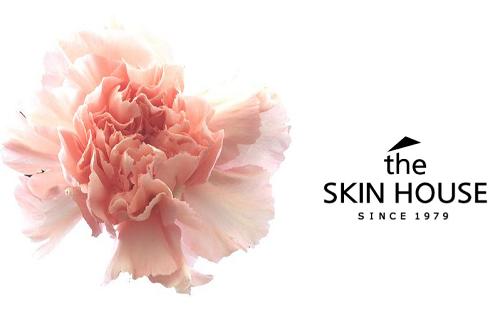 thông tin thương hiệu the skin house hàn quốc