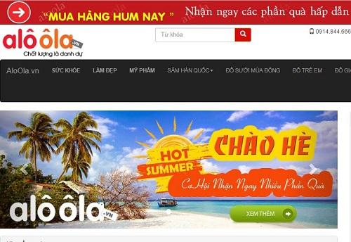 Aloola.vn – Sự Lựa Chọn Thông Minh Của Các Tín Đồ Mua Hàng Chính Hãng