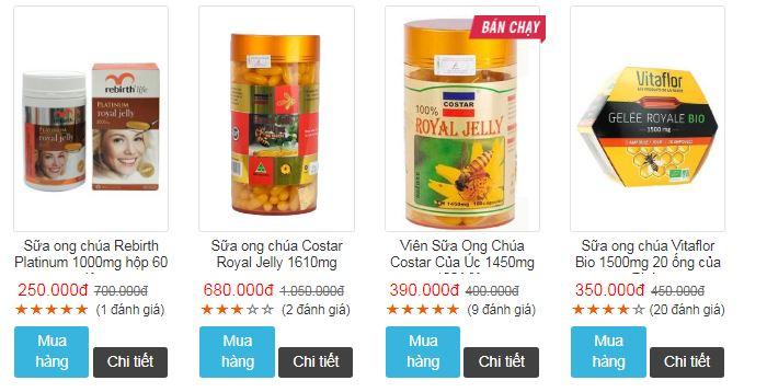 siêu thị trực tuyến chiaki