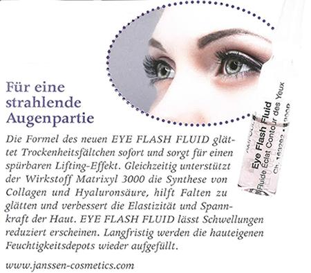 Tinh chất điều trị vùng da mắt Janssen