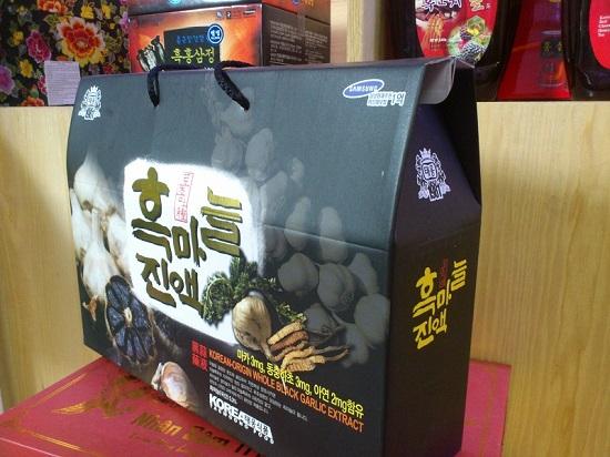Tinh chất đông trùng tỏi đen twfood – Cordyceps black garlic