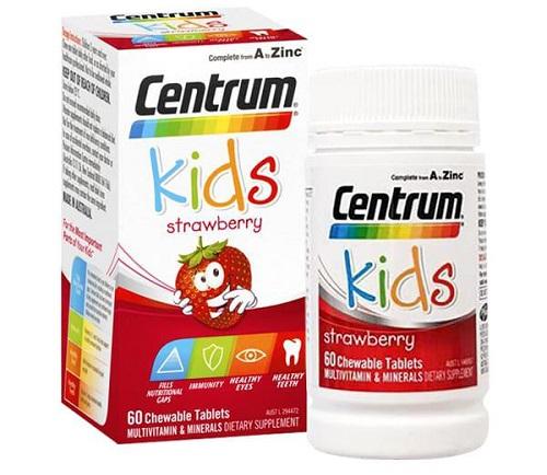 Top 5 kẹo vitamin cho bé biếng ăn được các mẹ đánh giá tốt nhất