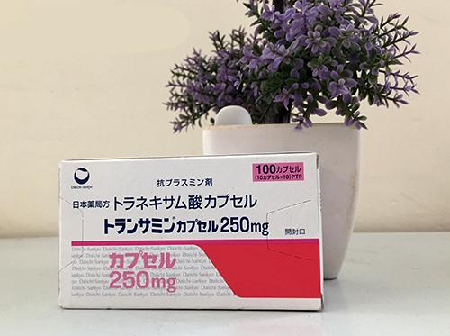 viên uống transamin