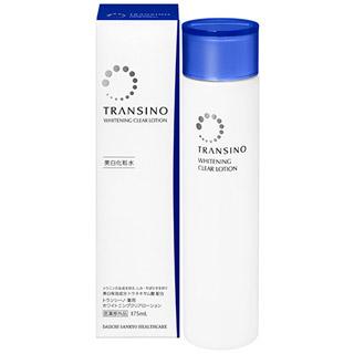 TRansino Whitening Clear Lotion an toàn với mọi loại da