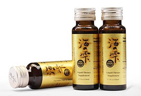 công dụng của umi no shizuku fucoidan