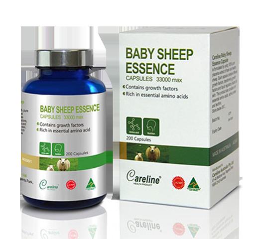 Baby Sheep Essence 33000 trị nám, trắng da hiệu quả
