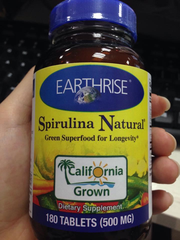 tảo mặt trời Spirulian Natural có khả năng cân bằng lượng hormone trong cơ thể phụ nữ